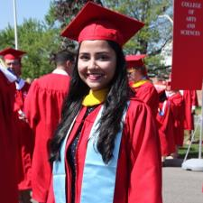 Sana K. - Stony Brook University Grad for Science and Math tutoring.
