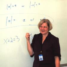 Laura S. - College Math Instructor, also Tutors