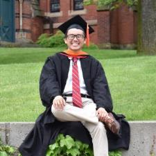 Yen-chieh H. - Ivy League Grad in Computer Science/Math/SAT