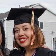 Myra J. - Mechanical Engineering graduate