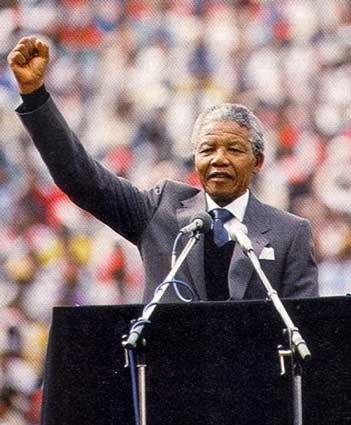 Nelson Mandela profile picture