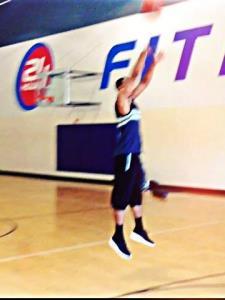 Maury B. - Former collegiate basketball player