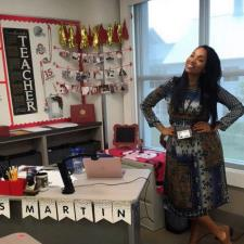 Alisha M. - 5th grade teacher, Middle Childhood Educator