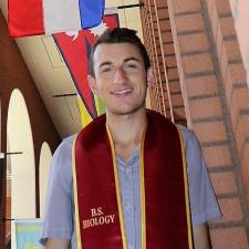 Austin A. - USC Graduate Specializing in Biological Sciences