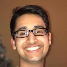 Soham R. - College freshman who loves to help :)