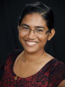 K Nishanthi P. - Effective and Patient Math Tutor- Consulting Engineer