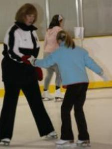 Lisa G. - Become a Figure Skater or Hockey Player with Lisa