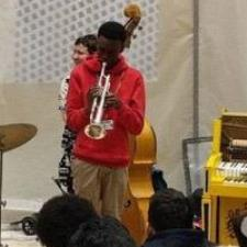 Tutor College Student Specializing in Trumpet Playing and Music Theory