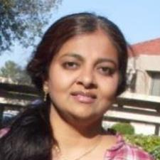 Geetha S. - A dedicated and skilled teacher