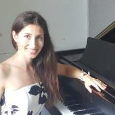 Daria T. - Young enthusiastic Music/Chess Tutor with a multicultural background