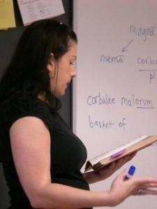 Valerie J. - Latin and Classics Instruction & Tutoring