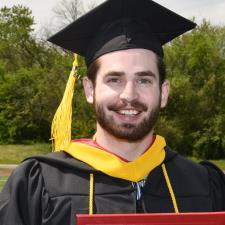 Steven C. - B.S. Biology Gradutate, Magna Cum Laude (GPA 3.8)