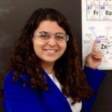 Danielle N. - High-Impact Instruction from a Caring Chemistry Professor