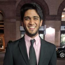 Anshuman S. - I am a Junior currently studying Econ and Math at NYU