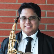 Tutor Zach, Classical Saxophonist