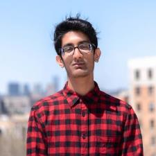 Veeraj J. - Engineering Major and Part Time Photographer