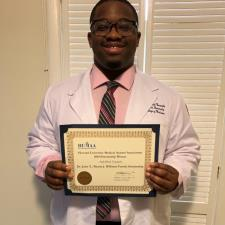 Andy-Bleck N. - Experienced Medical School Student Tutor
