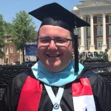 Ryan D. - Recent college graduate with a masters in teaching.